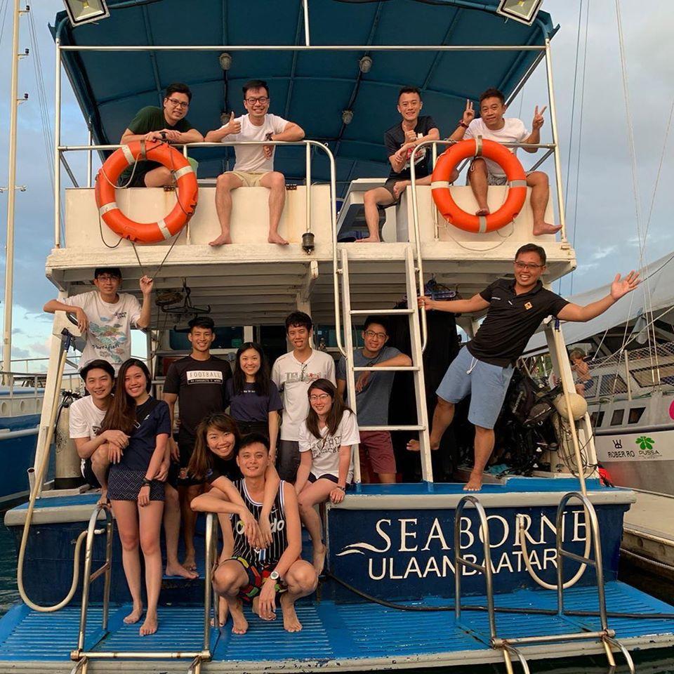 Scuba Diving Bintan Islands